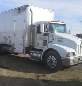 Mobile Boiler Trucks