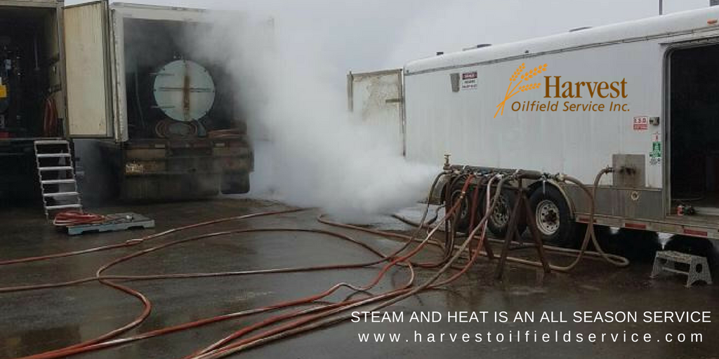 STEAM AND HEAT IS AN ALL SEASON SERVICE