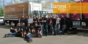 Harvest Helps story